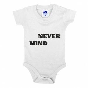 Body dla dzieci Never mind