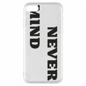 Etui na iPhone 7 Never mind