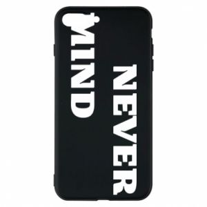 Etui na iPhone 7 Plus Never mind