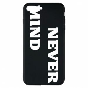 Etui na iPhone 8 Plus Never mind