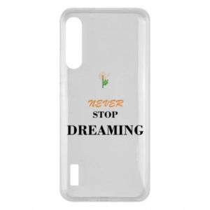 Etui na Xiaomi Mi A3 Never stop dreaming