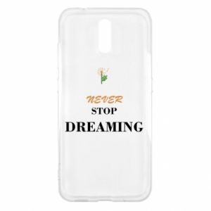 Etui na Nokia 2.3 Never stop dreaming