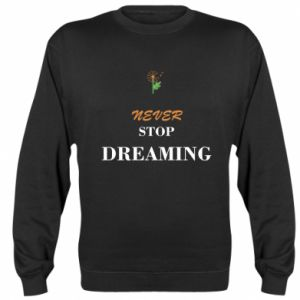 Bluza (raglan) Never stop dreaming