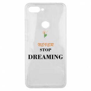 Etui na Xiaomi Mi8 Lite Never stop dreaming