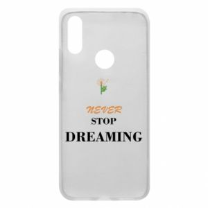 Etui na Xiaomi Redmi 7 Never stop dreaming