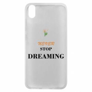 Etui na Xiaomi Redmi 7A Never stop dreaming