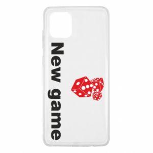 Etui na Samsung Note 10 Lite New game