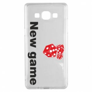Samsung A5 2015 Case New game