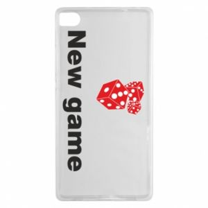 Huawei P8 Case New game