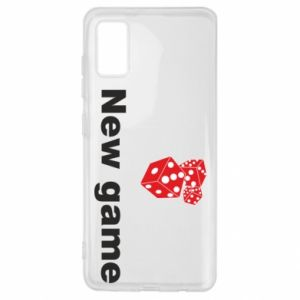 Samsung A41 Case New game