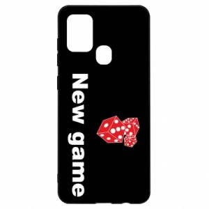 Samsung A21s Case New game