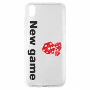 Huawei Y5 2019 Case New game