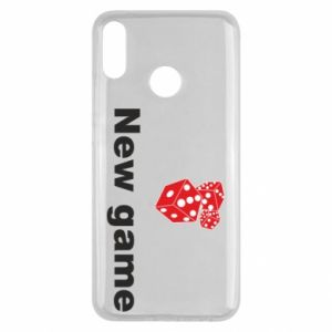 Huawei Y9 2019 Case New game