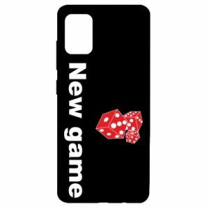 Samsung A51 Case New game