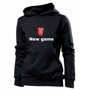 Damska bluza New game