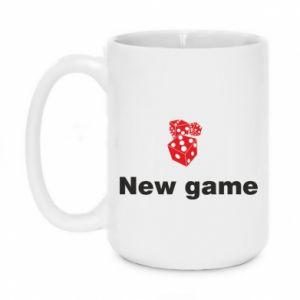 Kubek 450ml New game
