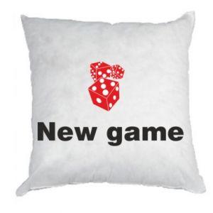 Poduszka New game