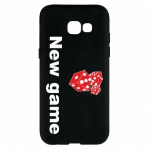 Samsung A5 2017 Case New game