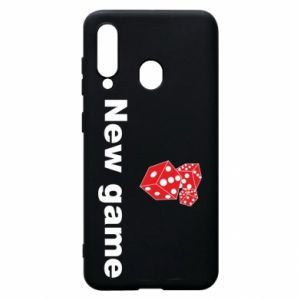 Samsung A60 Case New game