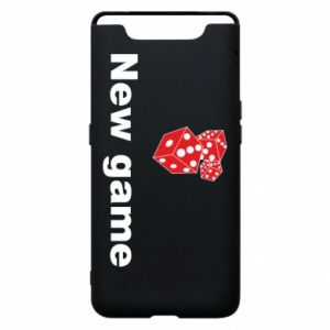 Samsung A80 Case New game