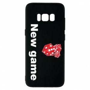 Etui na Samsung S8 New game