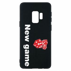 Etui na Samsung S9 New game