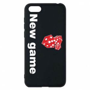 Huawei Y5 2018 Case New game