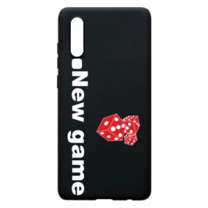 Huawei P30 Case New game