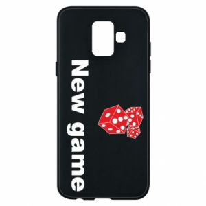 Samsung A6 2018 Case New game