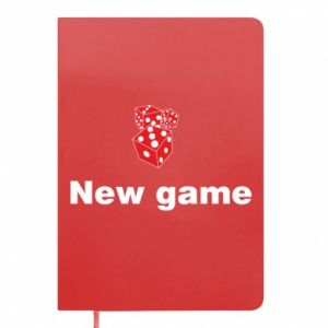 Notepad New game
