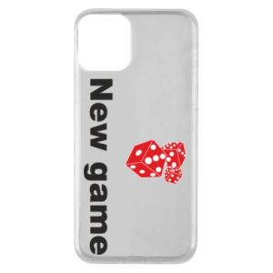 iPhone 11 Case New game