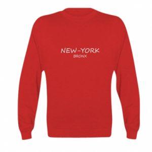 Bluza dziecięca New-York Bronx