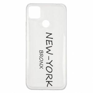 Etui na Xiaomi Redmi 9c New-York Bronx