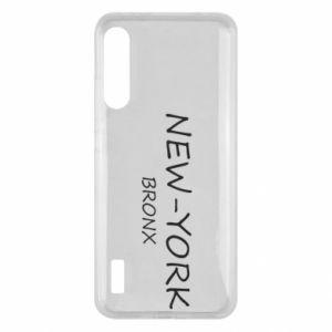 Etui na Xiaomi Mi A3 New-York Bronx