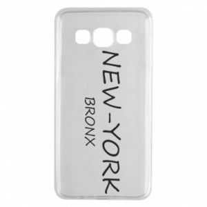 Etui na Samsung A3 2015 New-York Bronx