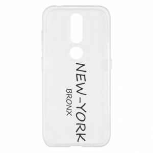 Etui na Nokia 4.2 New-York Bronx