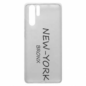 Etui na Huawei P30 Pro New-York Bronx