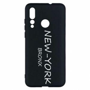 Etui na Huawei Nova 4 New-York Bronx