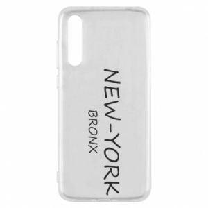 Etui na Huawei P20 Pro New-York Bronx