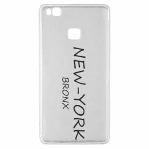 Etui na Huawei P9 Lite New-York Bronx