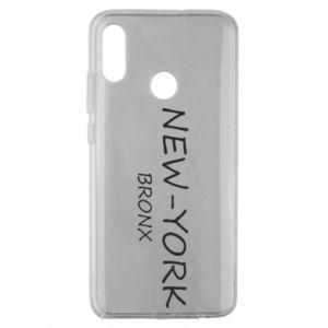 Etui na Huawei Honor 10 Lite New-York Bronx