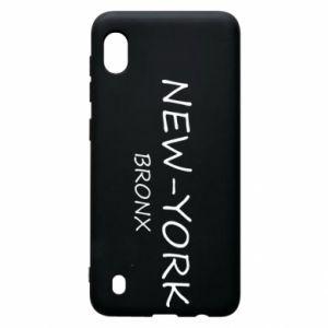 Etui na Samsung A10 New-York Bronx