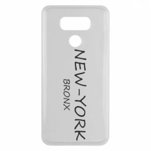 Etui na LG G6 New-York Bronx