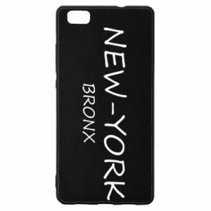 Etui na Huawei P 8 Lite New-York Bronx