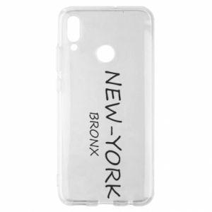 Etui na Huawei P Smart 2019 New-York Bronx