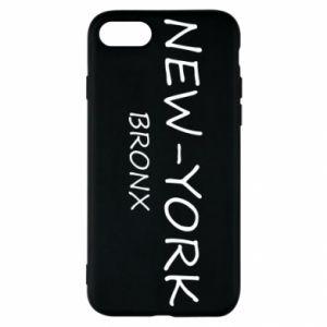 Etui na iPhone SE 2020 New-York Bronx