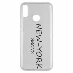 Etui na Huawei Y9 2019 New-York Bronx