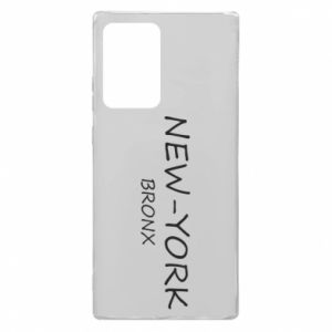 Etui na Samsung Note 20 Ultra New-York Bronx