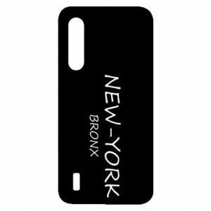 Etui na Xiaomi Mi9 Lite New-York Bronx