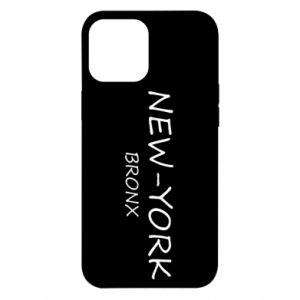 Etui na iPhone 12 Pro Max New-York Bronx